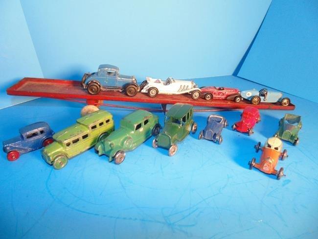 Miniatures Vehicles