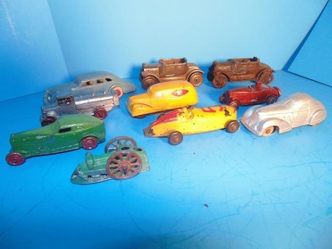 Sun Rubber & Other Miniature Cars