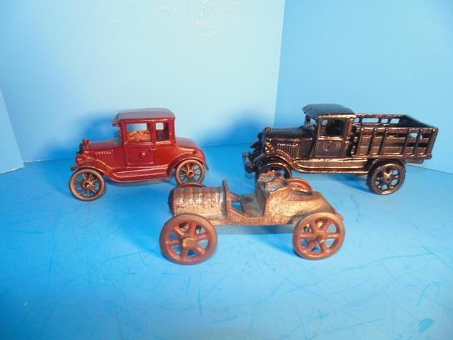 Cast Iron Vehicles