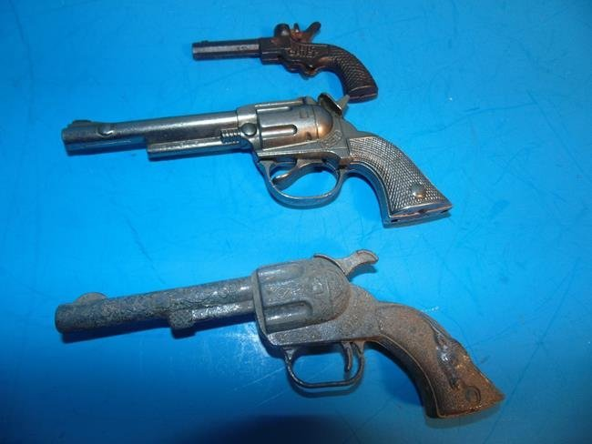 Cap Pistols