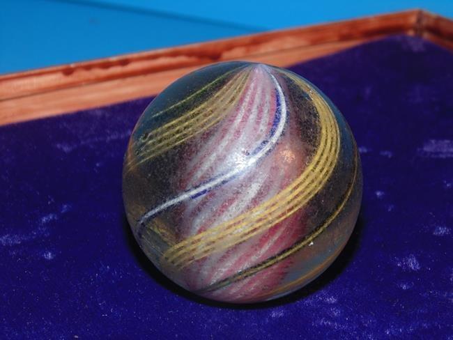 Large Onion Skin Marble