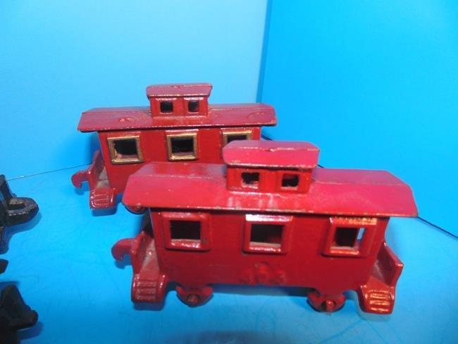 Cast Iron Trains - 2