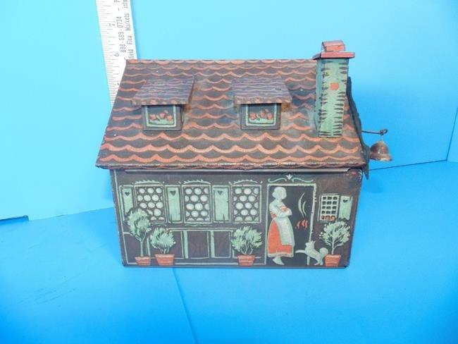 German House Tiin