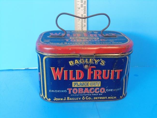 Bagley's Wild Fruit Tobacco