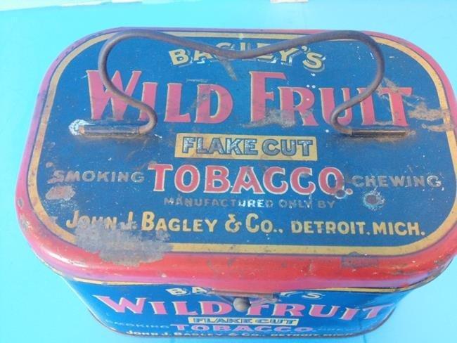 Bagley's Wild Fruit Tobacco - 2