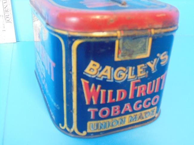 Bagley's Wild Fruit Tobacco - 3
