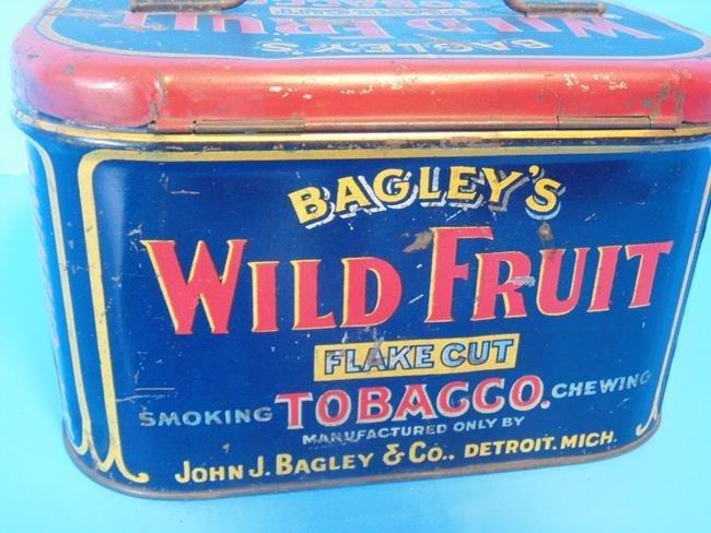 Bagley's Wild Fruit Tobacco - 4