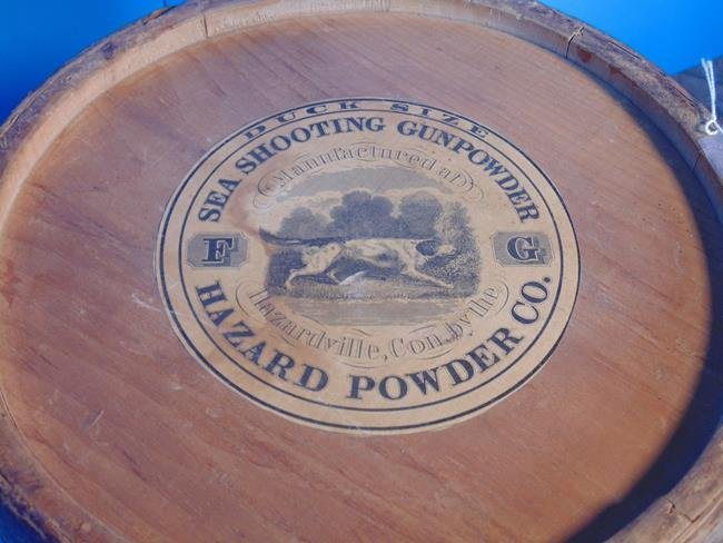 Gun Powder Barrel for Hazard Gun Powder - 3