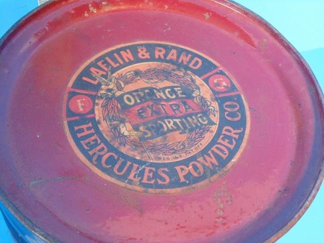 Laflin & Rand Gun Powder Keg - 2