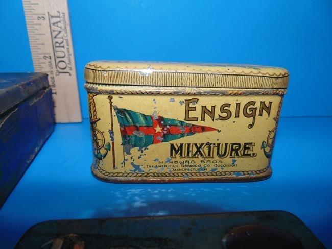 Tobacco Pocket Size Tins - 2