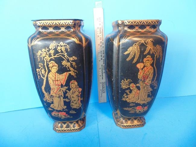 Champion Oriental Confectionery Tins