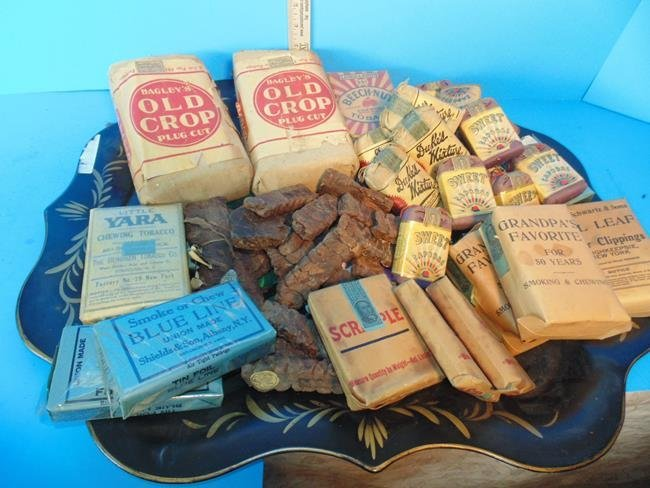 Tobacco in Original Packages