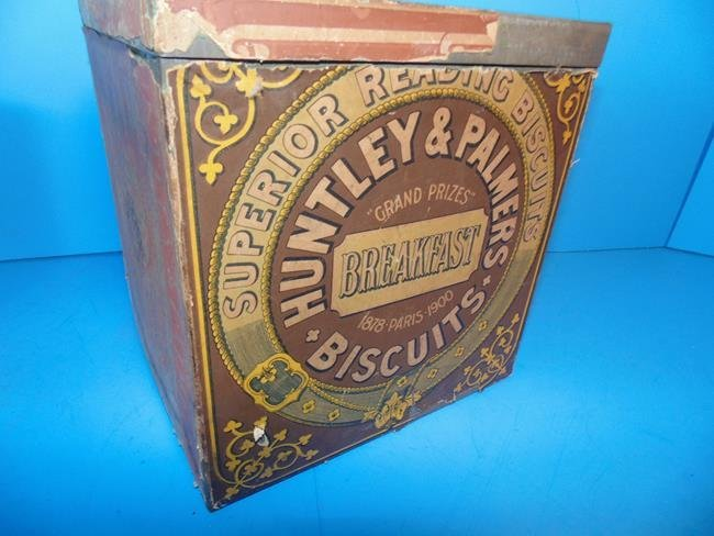 Huntley & Palmer Biscuit Tin - 3
