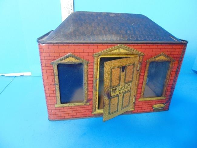 Little House Tea Tin - 2