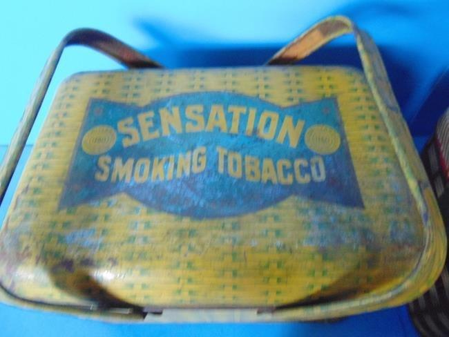 Dixie Queen, Sensation & Warnick Brown Tobacco - 3