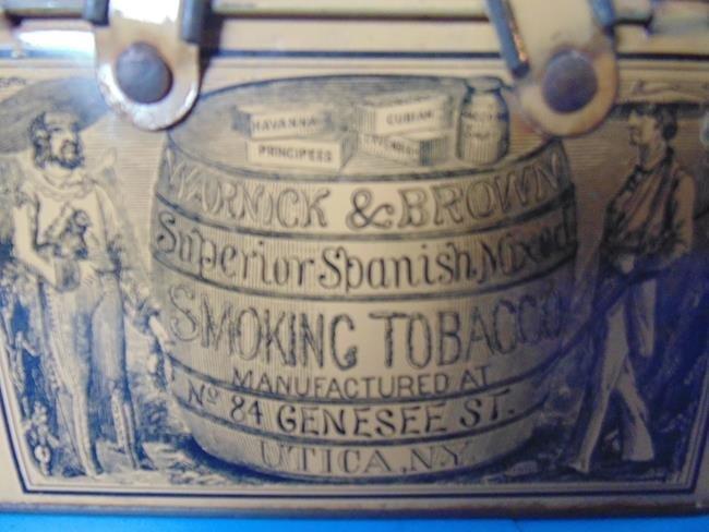 Dixie Queen, Sensation & Warnick Brown Tobacco - 4