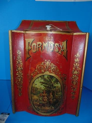 Formosa Tea Country Store Display Bin - 2