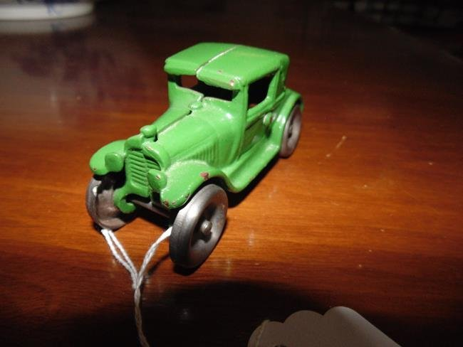 Cast Iron Arcade Car