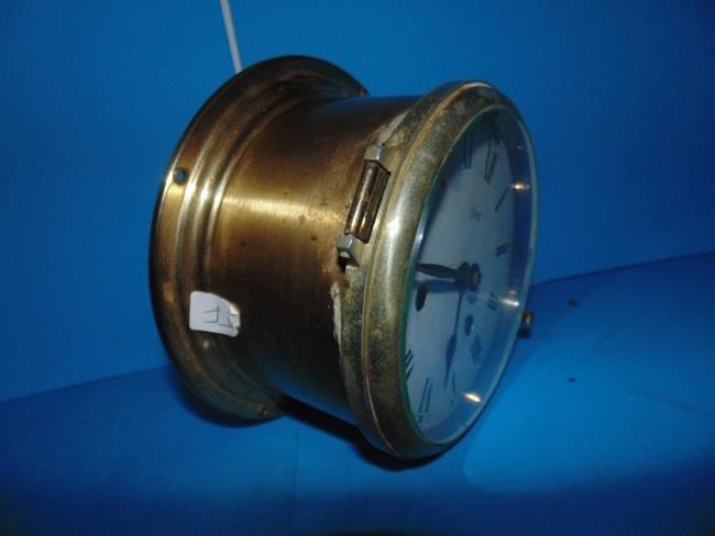 Schatz Ship Clock - 2