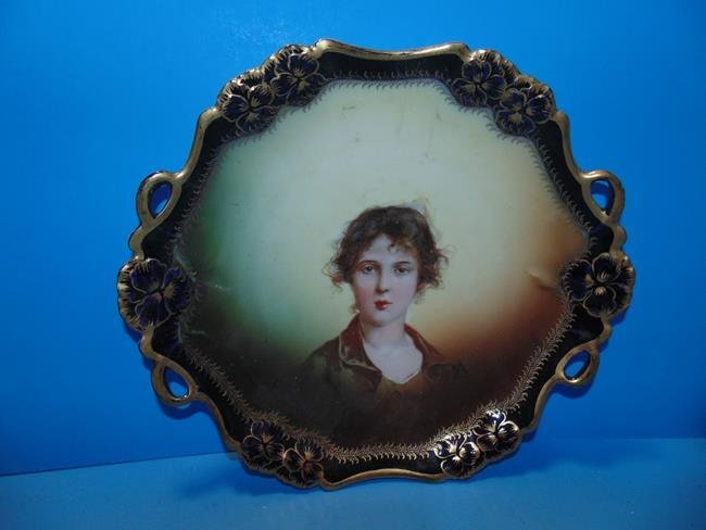 Bavarian Portrait Plate
