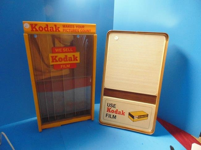 Kodak Store Displays