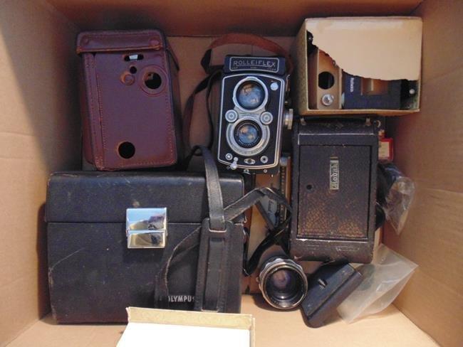 Camera Parts Lenses Parts - 2