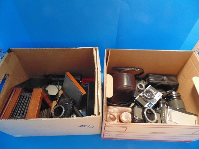 Wood Camera Parts