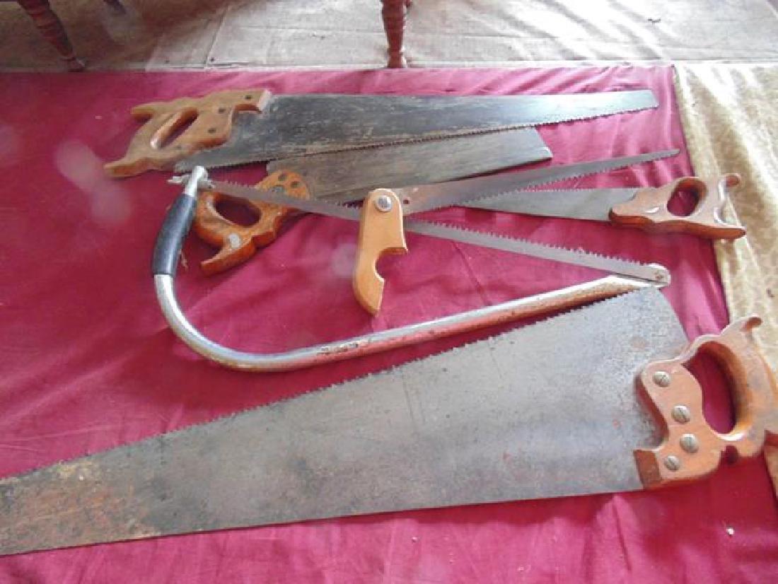Tool Lot  Saws