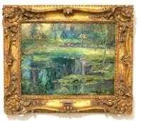 Ernest Lawson Landscape