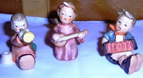 5: Hummel Figurines All Of These Pieces Are Sold As A S