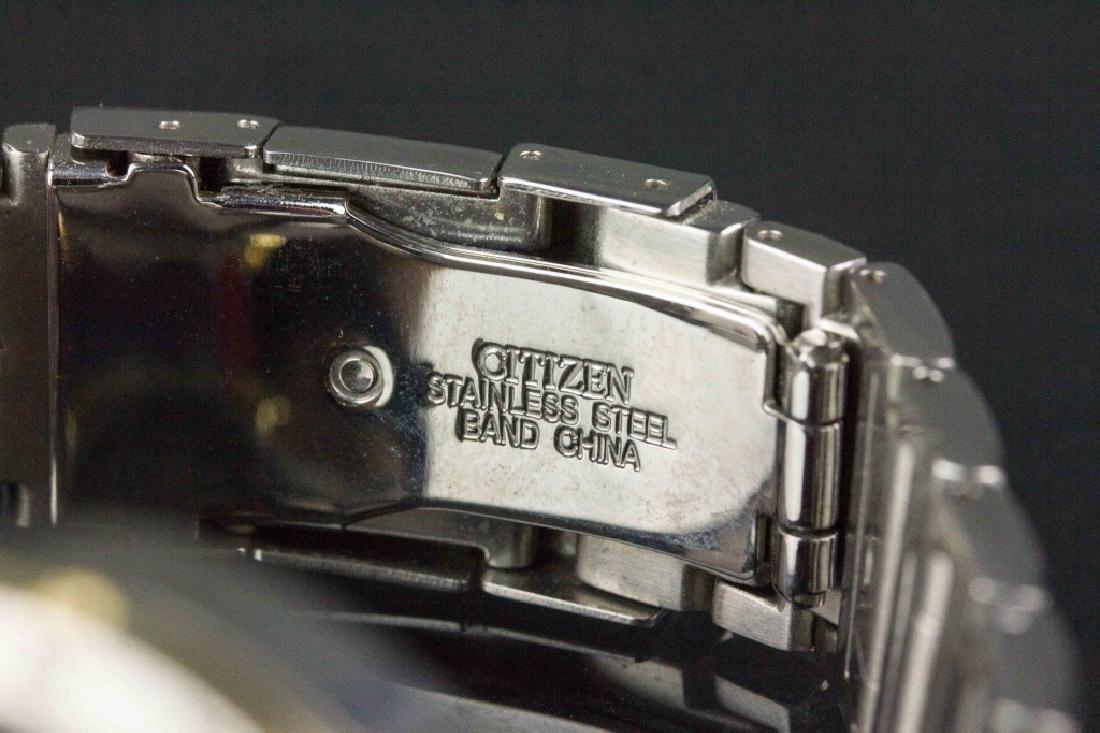 Citizen Eco Drive Perpetual Chronograph Watch - 6