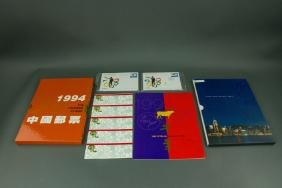 Chinese Commemorative Stamps and Booklets Set