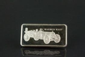 1911 Marmon Wasp Silver Bar