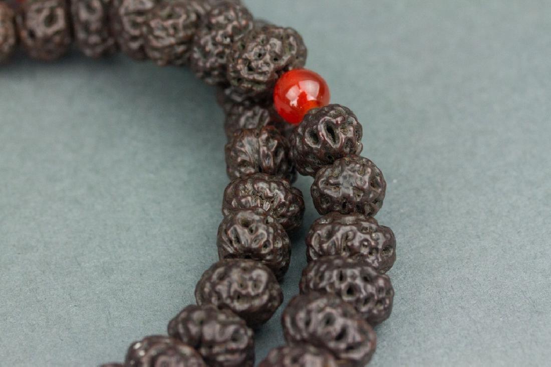 Chinese Bodisu 108 Beads Necklace - 2