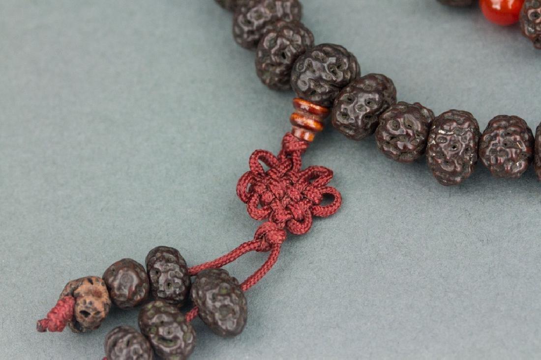 Chinese Bodisu 108 Beads Necklace - 3