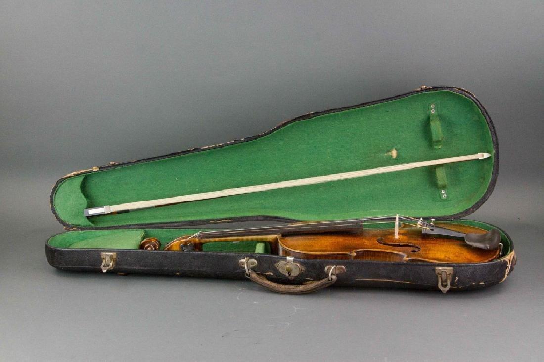 Antonius Stradivarius Cremonensis 1736 Violin - 10