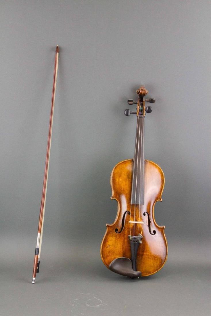 Antonius Stradivarius Cremonensis 1736 Violin