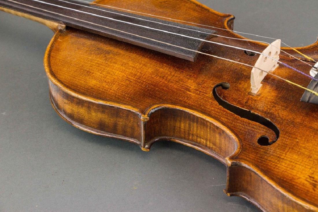 Antonius Stradivarius Cremonensis 1736 Violin - 3