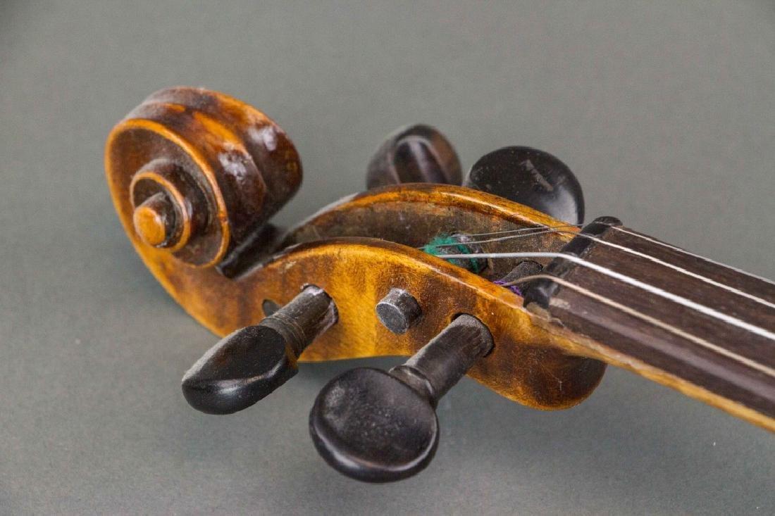 Antonius Stradivarius Cremonensis 1736 Violin - 4