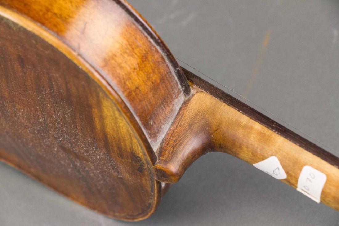 Antonius Stradivarius Cremonensis 1736 Violin - 6