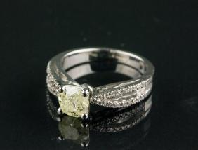 14k Gold 1.0ct & 0.3ct Diamond Ring CVR $13534