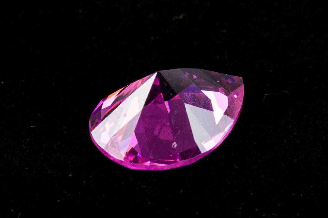 AMAZING 26.7 CT UNHEATED TOP PINK SAPPHIRE 15X20MM - 2