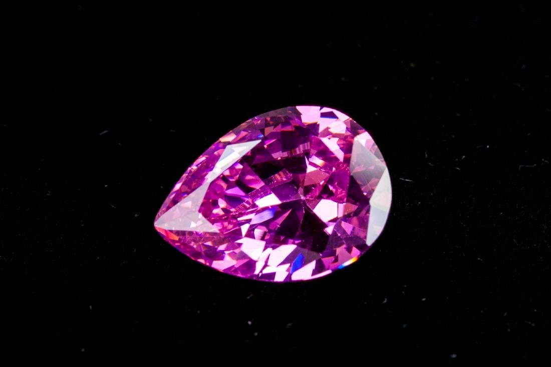 AMAZING 28.9 CT UNHEATED TOP PINK SAPPHIRE 15X20MM