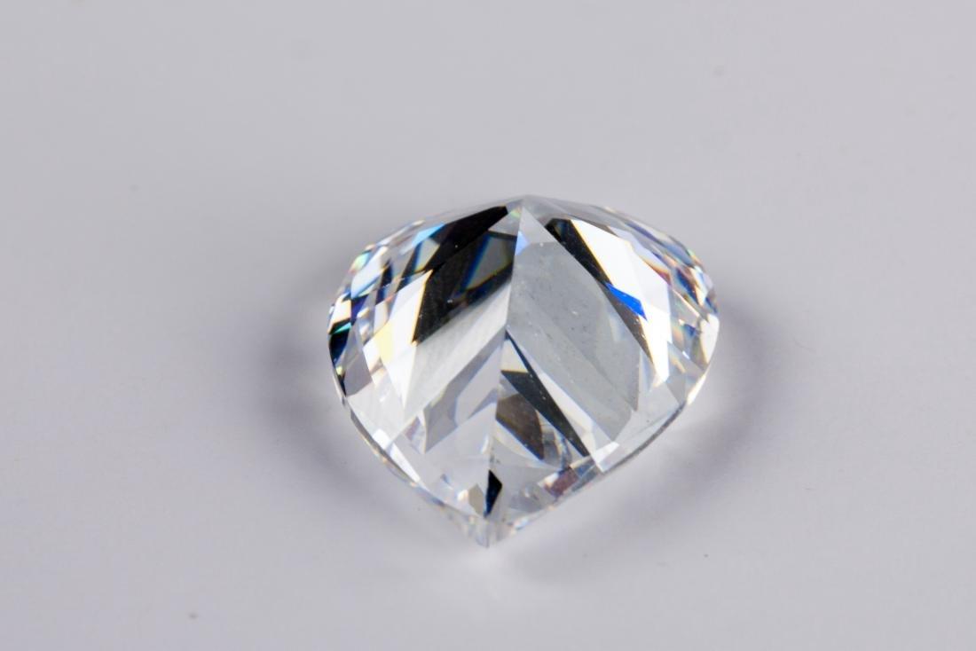 Pear Cut 34 CT VVS Top White Sapphire 16 x 22 - 4