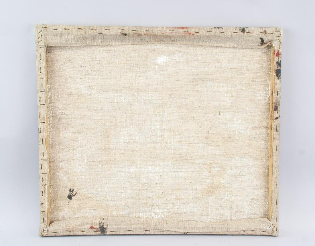 Antonio Ligabue (Italian 1899-1965) Oil on Canvas - 5