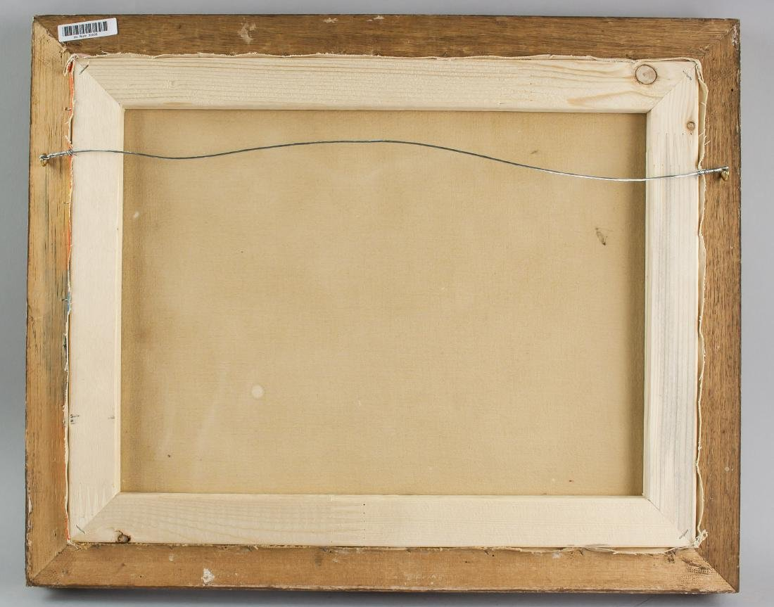Stuart Davis (American 1892-1964) Oil on Canvas - 5