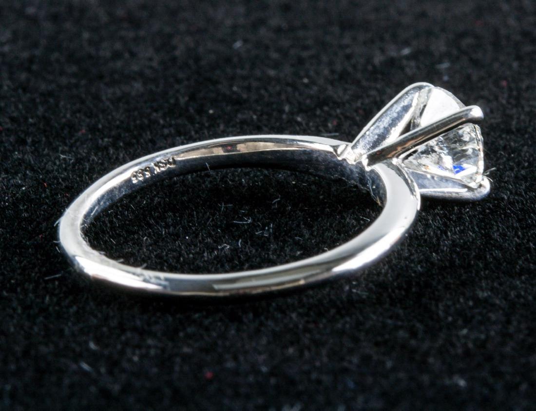 14k Gold 1.04ct Diamond Ring CRV $13150 - 3