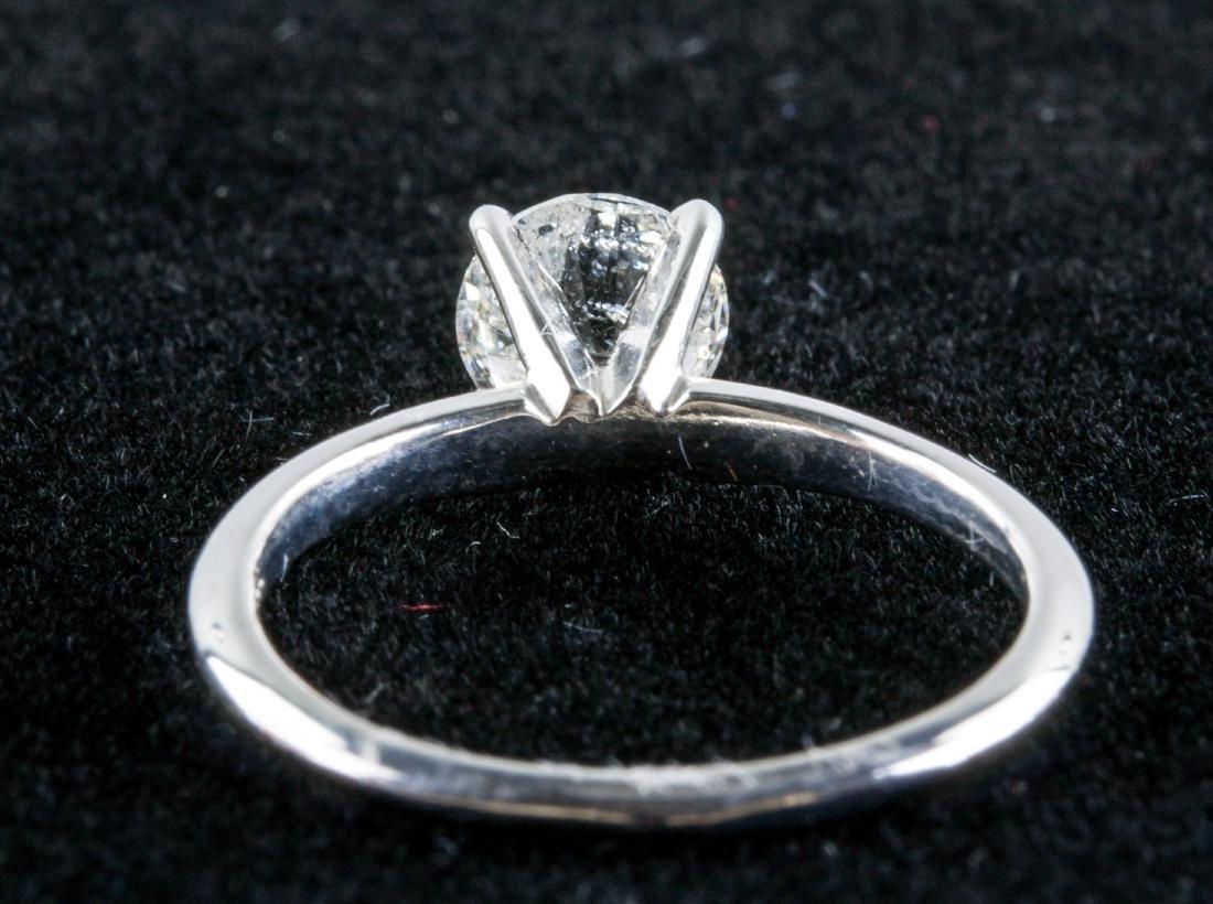14k Gold 1.04ct Diamond Ring CRV $13150 - 4