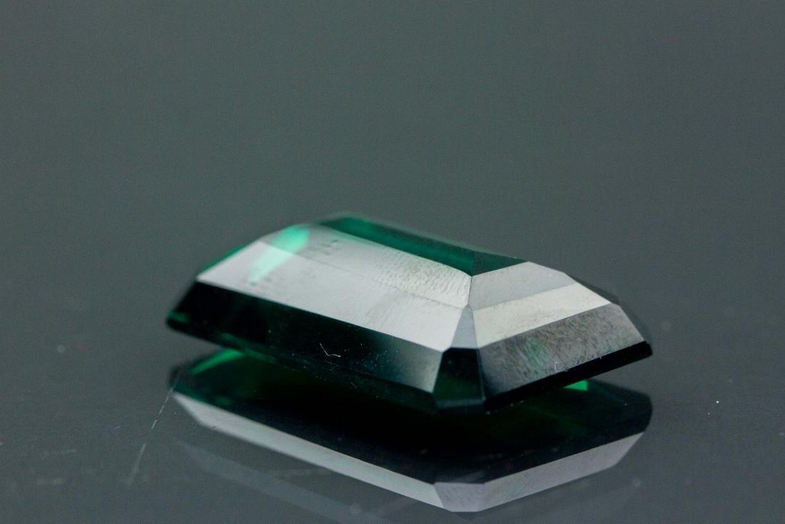 27.55 ct AAA Lab Emerald Octagon 22 x 16 mm - 3