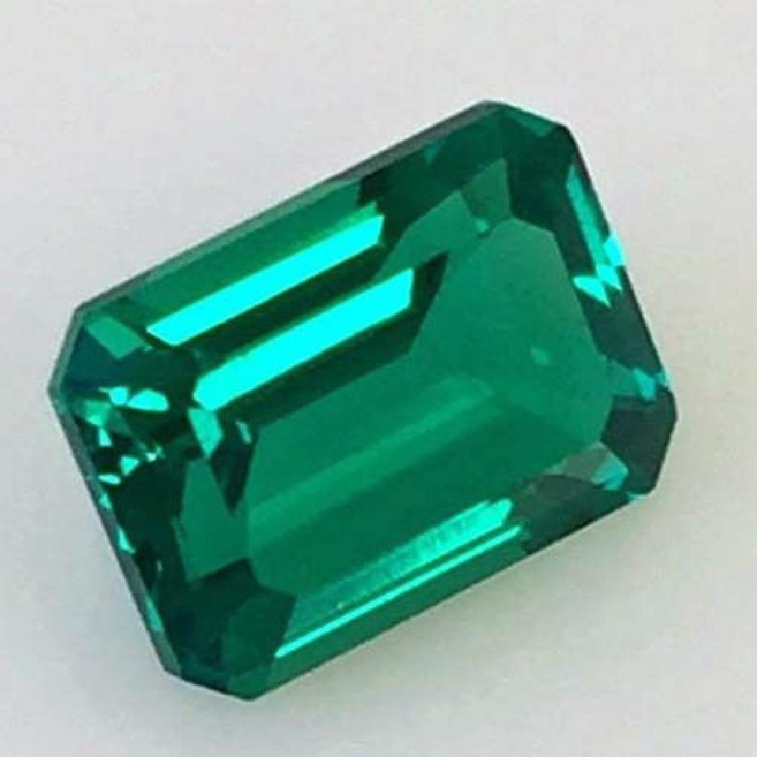 27.55 ct AAA Lab Emerald Octagon 22 x 16 mm - 6